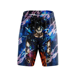 (DBMerch) Ultra Instinct Goku Shorts
