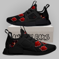 (DBMerch) Itachi Akatsuki Clan NMD Shoes