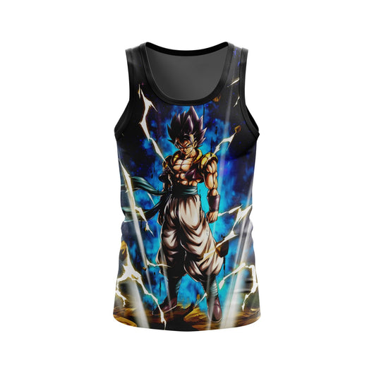 (DBMerch) Base Form Gogeta Legends Tanktop