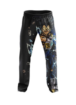 (DBMerch) Base Form Vegeta Joggers