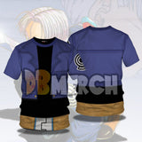 (DBMerch) Future Trunks Armor T-Shirt