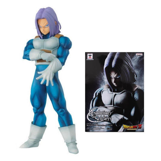 Banpresto Resolution of Soldiers Collection Figure - Trunks