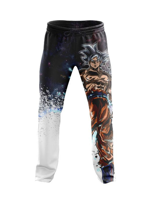 (DBMerch) Disintegrated Ultra Instinct Goku Joggers