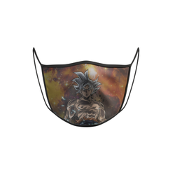 Ultra Instinct Goku Face mask