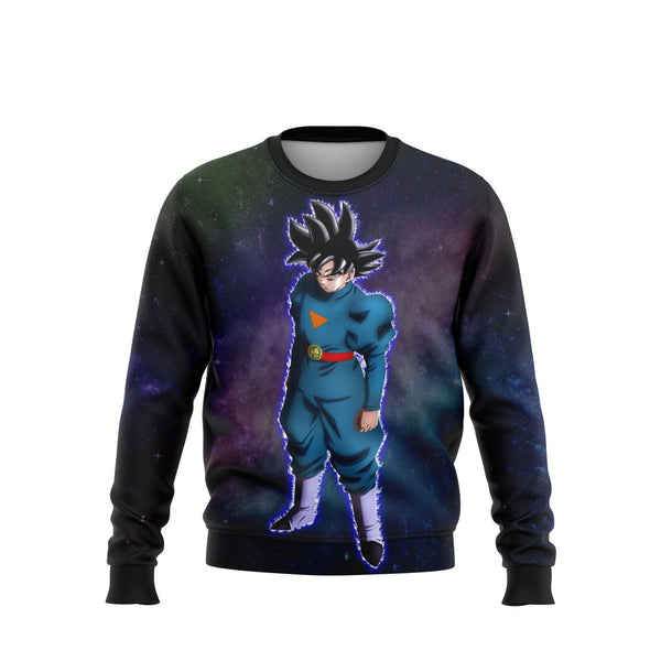 (DBMerch) Grand Priest Goku Sweatshirt