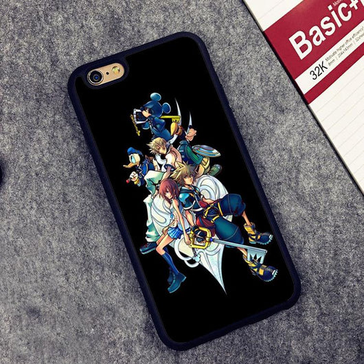 Kingdom Hearts Protective Phone Case (iPhone)