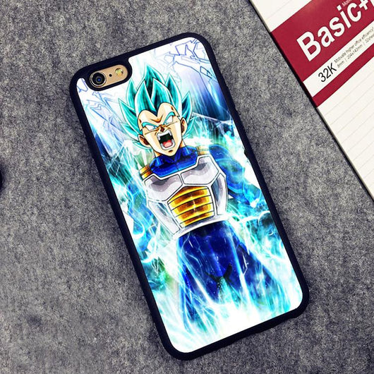 SSGSS Vegeta Protective Phone Case (iPhone)