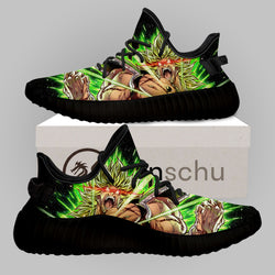 Legendary Super Saiyan Broly Shoes