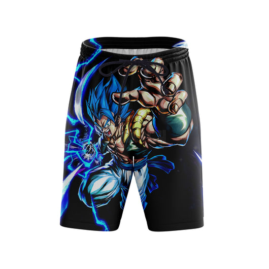 (DBMerch) Limited SSB Gogeta Legends Shorts