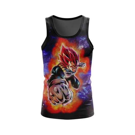 (DBMerch) SSG Vegeta Legends Tanktop