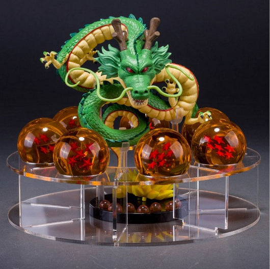 Shenron Figure (7 Dragonballs Included)