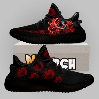 (DBMerch) Itachi Akatsuki Clan Shoes