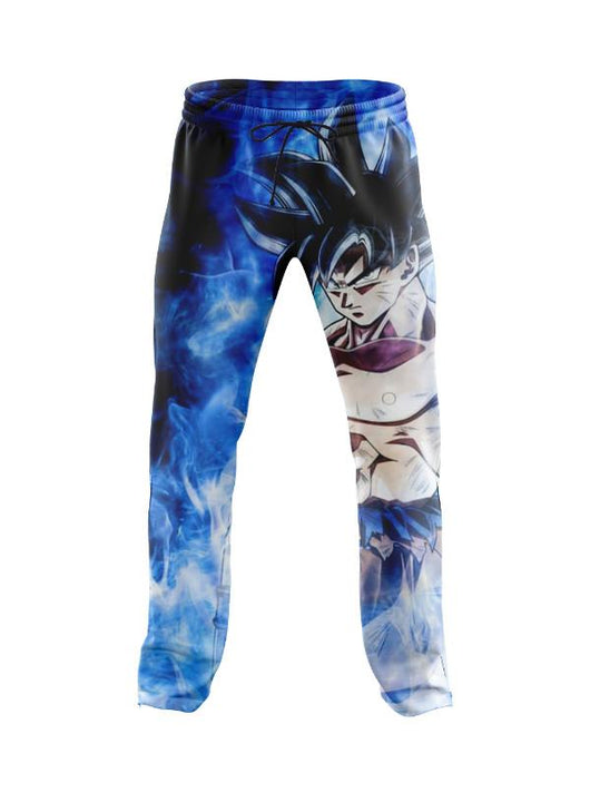 (DBMerch) Ultra Instinct Sign Goku Joggers