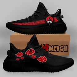 Uchiha Akatsuki Clan Shoes