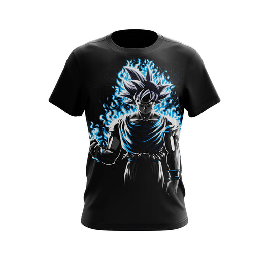 Blue Fire Goku T-Shirt