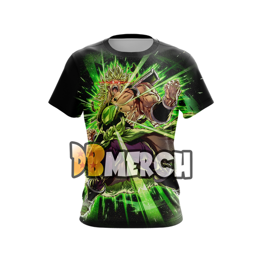 (DBMerch) Broly T-Shirt