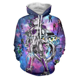 (DBMerch) Final Form Frieza Hoodie