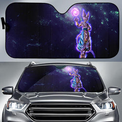 (DBMerch) Beerus Legends Auto Sun Shades