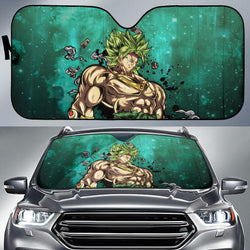 (DBMerch) Legendary Super Saiyan Broly Auto Sun Shades