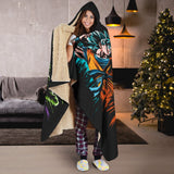 Goku VS Broly Hooded Blanket