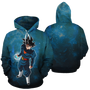 (DBMerch) Grand Priest Goku Hoodie