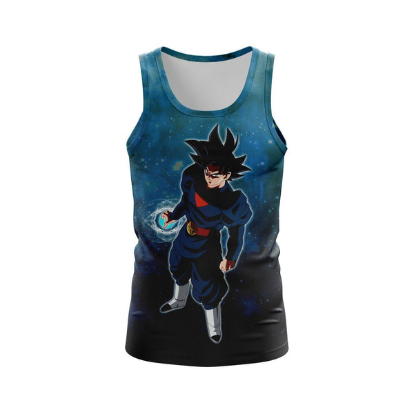 (DBMerch) Grand Priest Goku Tanktop