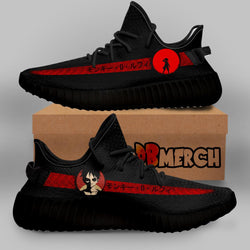 Monkey D. Luffy 350 V2 Boost