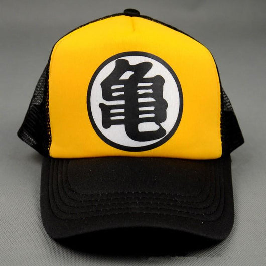 Yellow Dragon Ball Z Caps