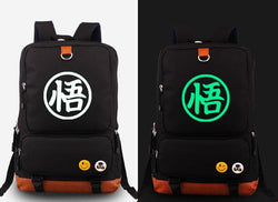Glow In The Dark Anime Backpack