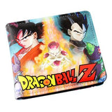 Dragonball Z Wallets