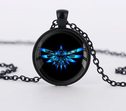 The Legend of Zelda Triforce Necklace Pendant
