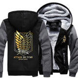 Attack on Titan Recon Corps Jacket