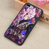 Goku Black Super Saiyan Rosé Protective Phone Case (iPhone)