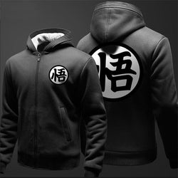 Premium Dragon Ball Fleece Jacket