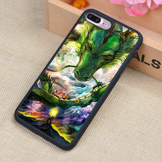 Shenron Protective Phone Case (iPhone)