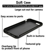 Perfect Cell Protective Phone Case (iPhone)