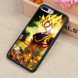 Super Saiyan Goku Rubber Case (iPhone)