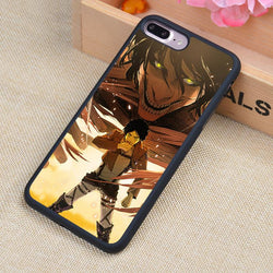 Attack on Titan Protective Phone Case (iPhone)