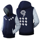 Naruto Fleece Jacket