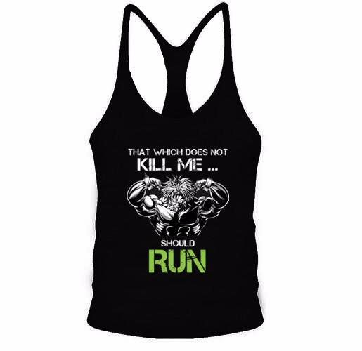 That Which Does Not Kill Me.. Tanktop