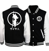 Kid Goku Baseball Jacket