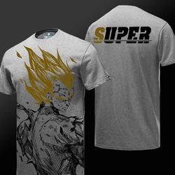 Vegeta Super T-Shirt