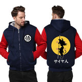 Kid Goku Fleece Jacket