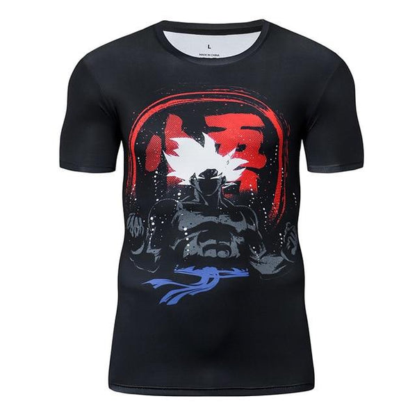 Premium Compression Ultra Instinct Gym T-Shirt