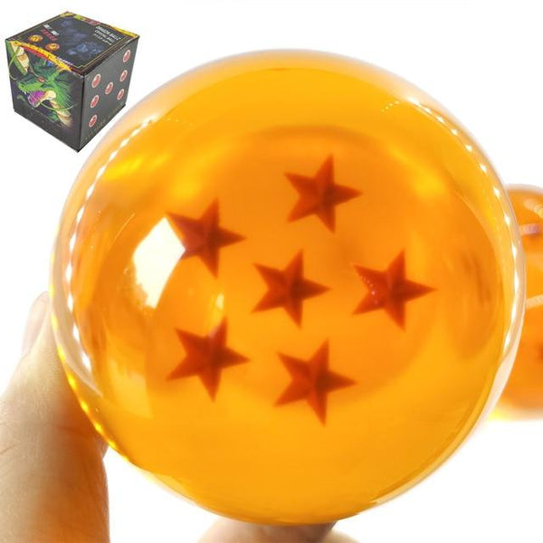 Dragon Balls 1-7 Star (7.5CM)