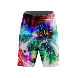 (DBMerch) Soul Punisher Gogeta Shorts