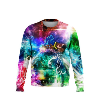 (DBMerch) Soul Punisher Gogeta Sweatshirt