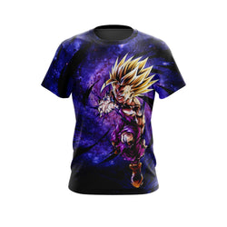 (DBMerch) SSJ2 Teen Gohan Legends T-Shirt