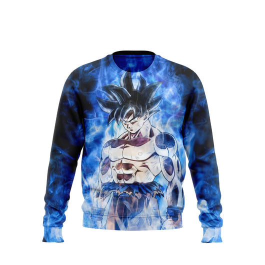 Ultra Instinct Sign Goku Sweatshirt