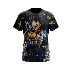(DBMerch) Vegeta T-Shirt - Normal / Super Saiyan / Super Saiyan God